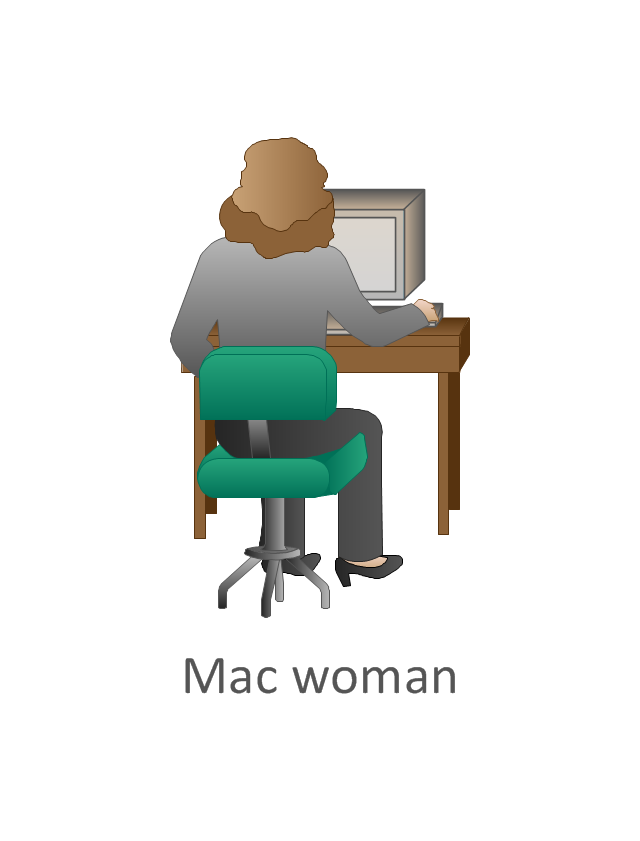 Mac woman, Mac woman,