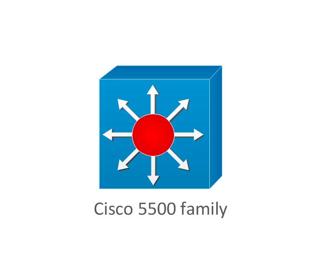 Cisco 5500 family, Cisco 5500 family,