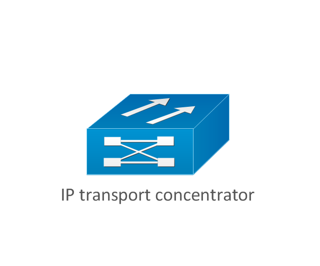 IP transport concentrator, IP transport concentrator,
