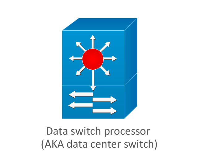 Data switch processor (AKA data center switch), data switch processor, data center switch,