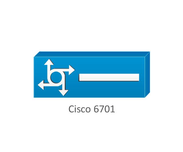 Cisco 6701, Cisco 6701,