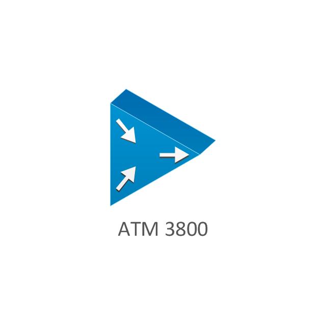 ATM 3800, ATM 3800,