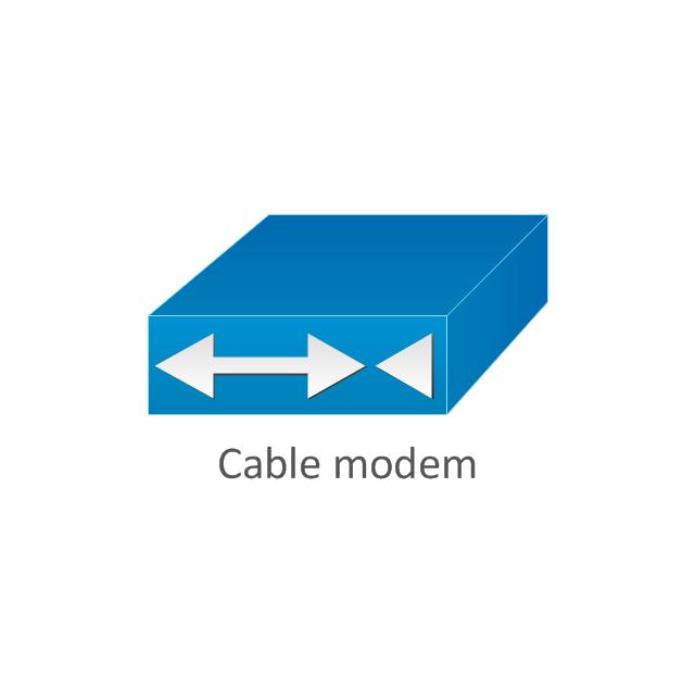 Cable modem, cable modem,
