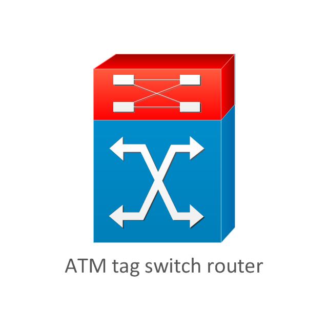 ATM tag switch router, ATM tag switch router,