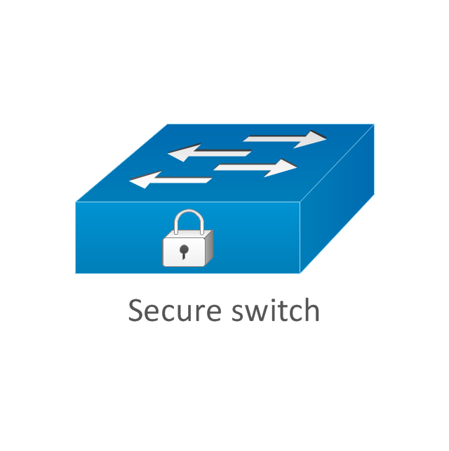 Secure switch, secure switch,