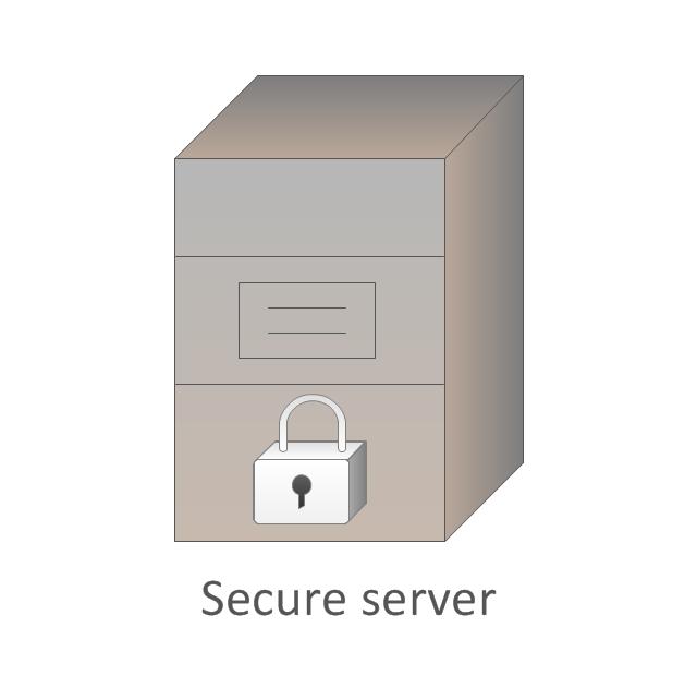 Secure server, secure server,