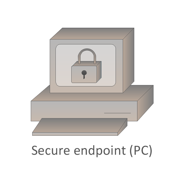 Secure endpoint (PC), secure endpoint, PC,
