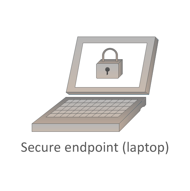 Secure endpoint (laptop), secure endpoint, laptop,