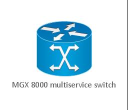 MGX 8000 multiservice switch, MGX 8000 multi service switch,