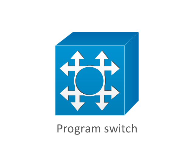 Program switch, program switch,