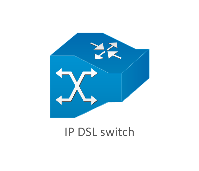 IP DSL switch, IP DSL switch,