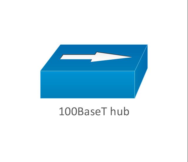 100BaseT hub, 100BaseT hub,