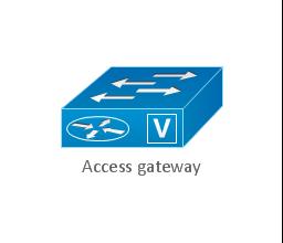 Access gateway, access gateway,