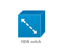 ISDN switch, ISDN switch,