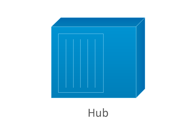 Hub, blue, hub,