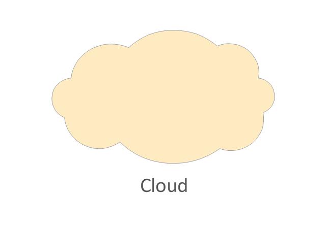 Network cloud, gold, network cloud,