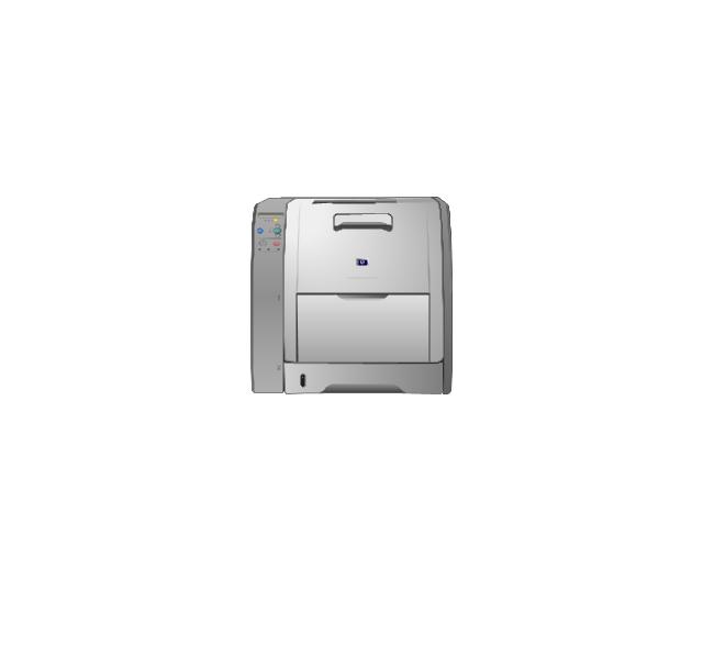 Laser printer, laser printer,
