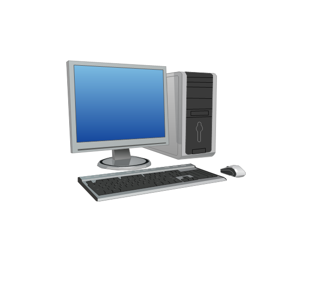 Desktop computer, desktop PC,