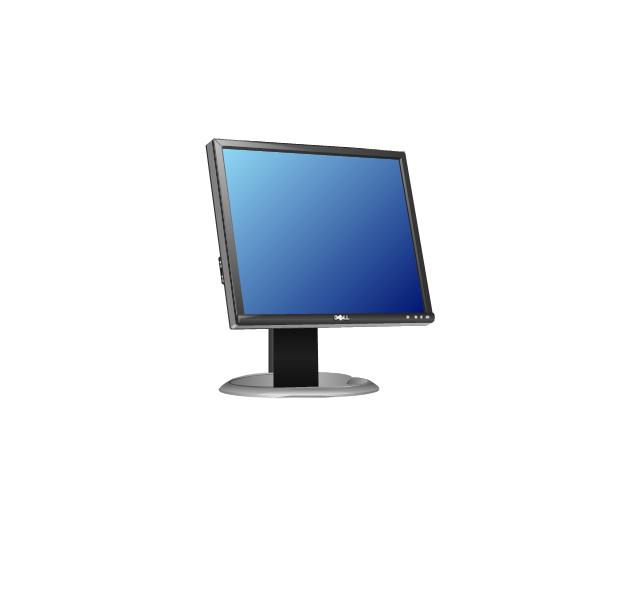 Computer monitor, monitor,
