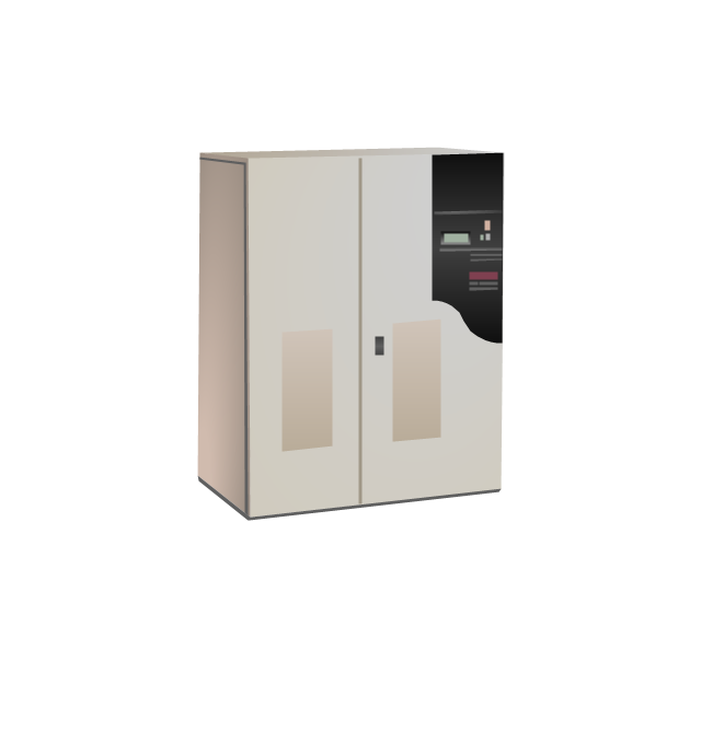 Uninterruptible power supply, UPS,