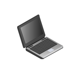Laptop, laptop computer, notebook,