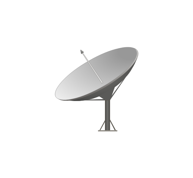 Satellite dish, satellite dish,