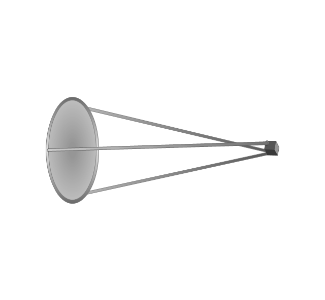 Satellite antenna, satellite antenna,