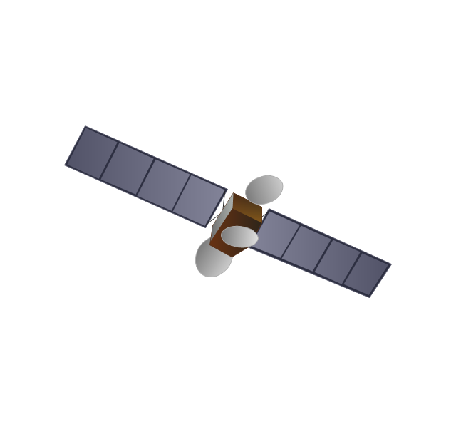 Communications satellite, satellite,