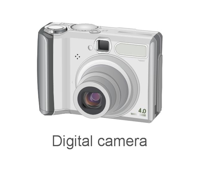 , digital camera