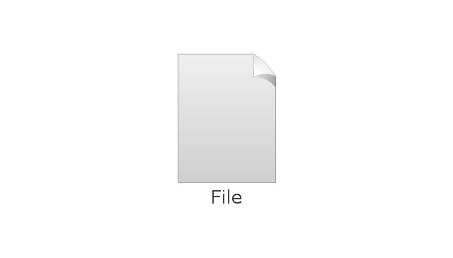 , file