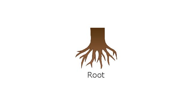 Root, root,
