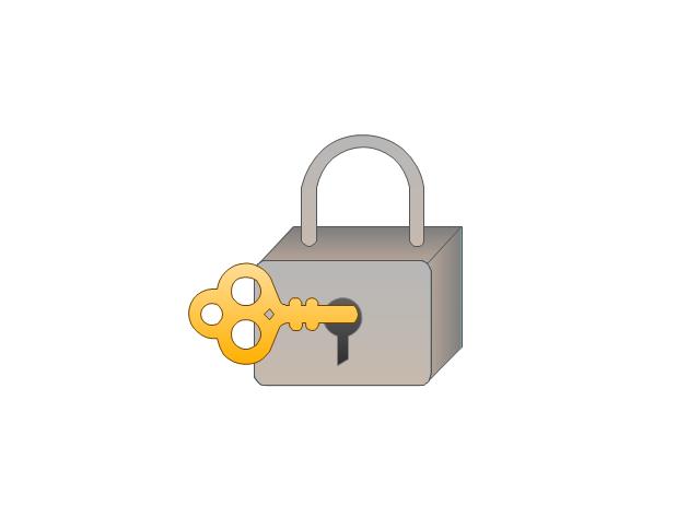 Lock and Key, lock and key,
