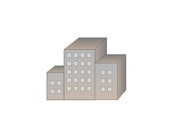 Medium Building, Regular, building,