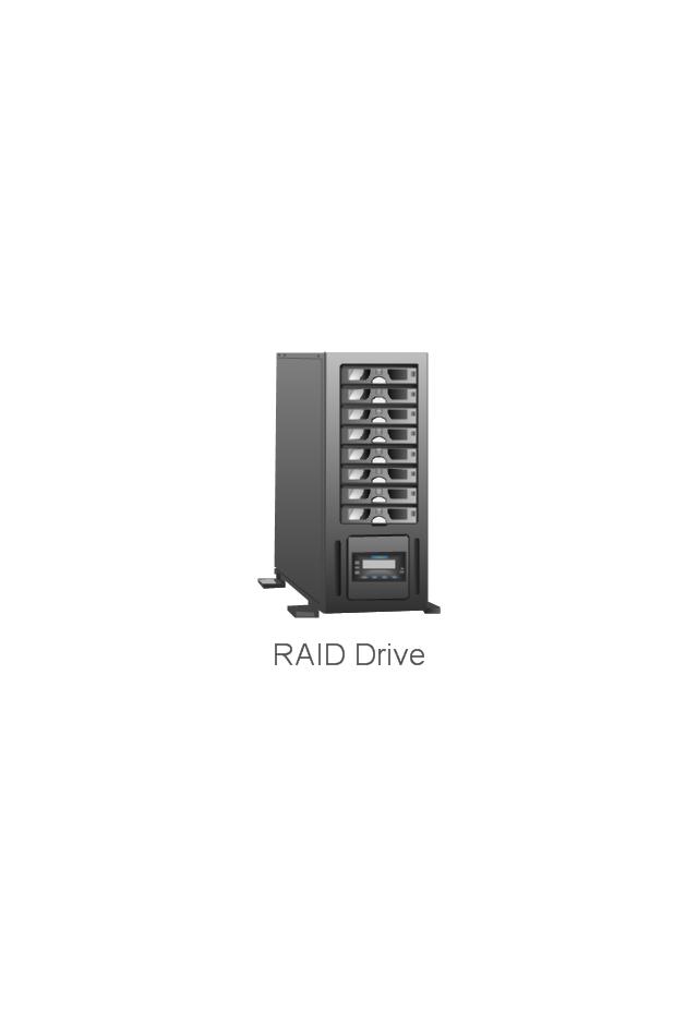 RAID Drive, RAID drive,