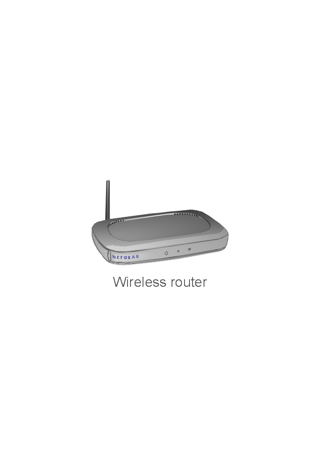 Wireless router, wireless router,