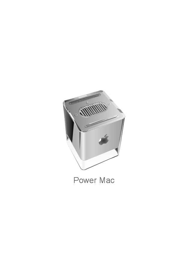 Power Mac G4 Cube, Power Mac,