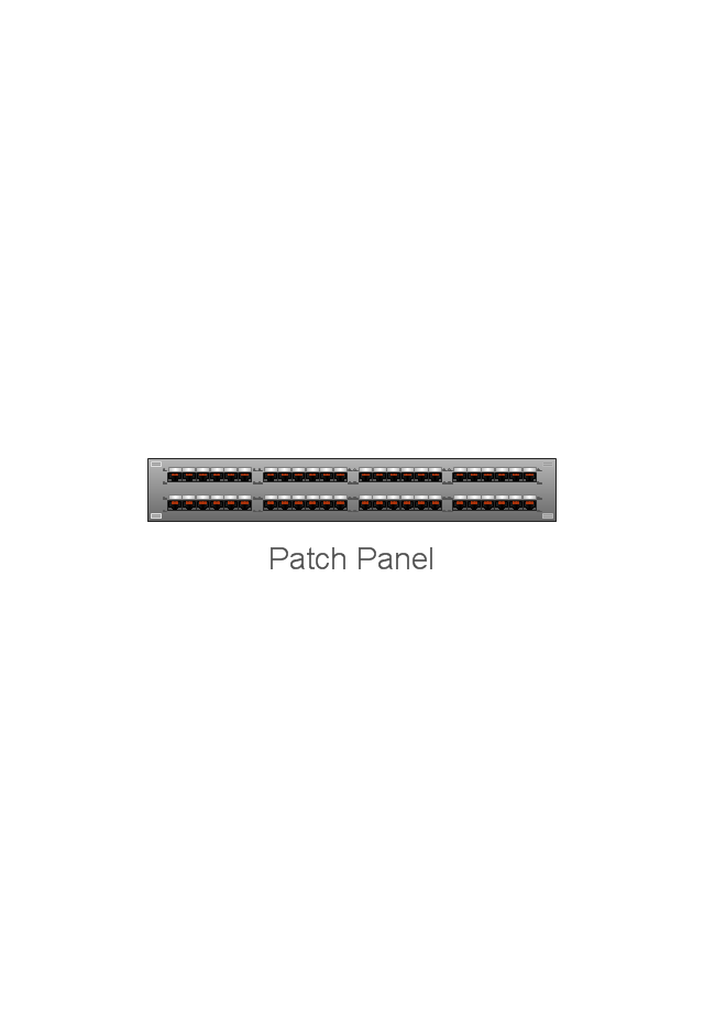 Patch Panel 48, Patch Panel,