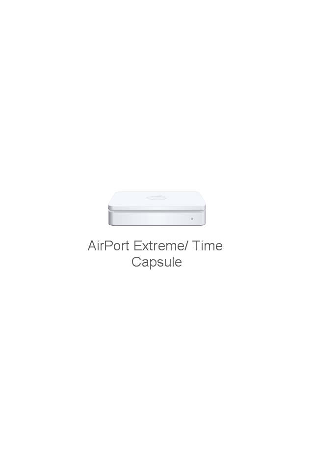 AirPort Extreme/ Time Capsule, AirPort Extreme, Time Capsule,
