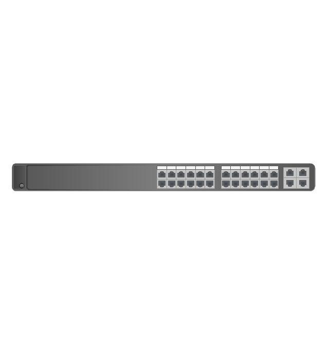 Cisco switch (WS-C2960-24TC-L), Cisco switch, WS-C2960-24TC-L,