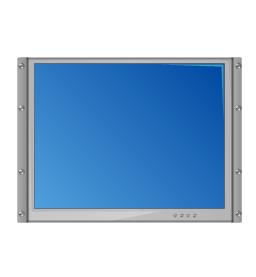 8U rackmount LCD monitor, 8U rackmount LCD monitor, 8U rack LCD display,