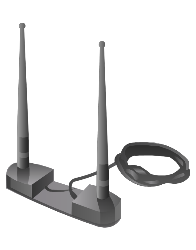 Cisco Aironet network adaptor antenna, Cisco Aironet, network adapter antenna,