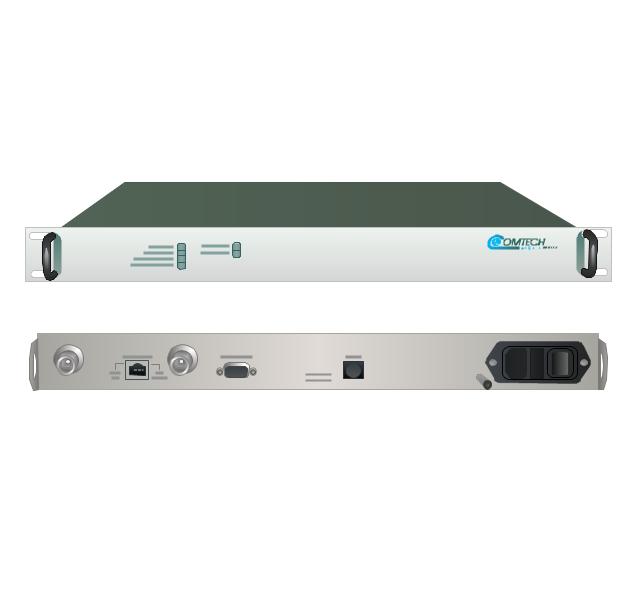 CDD-562L & CDD-562LEN dual IP demodulator, CDD-562L, CDD-562, LEN Dual IP Demodulator,