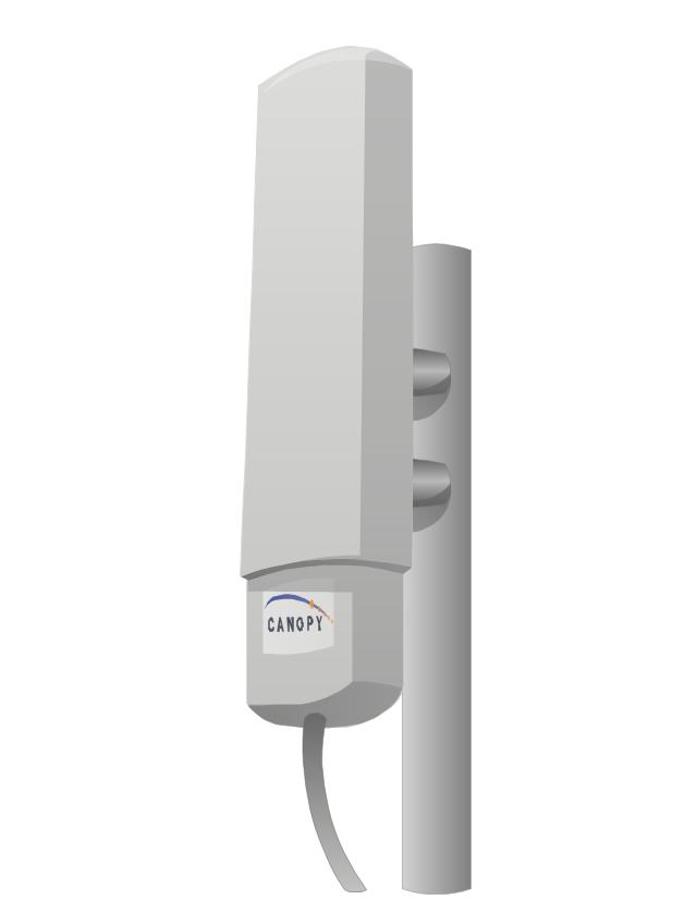 Canopy 2400BH backhaul module, Motorola, 2400BH, Backhaul Module,
