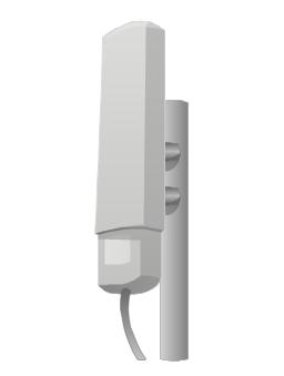 2400SM - 2.4 GHz MHz Subscriber Module, 2400SM, Subscriber Module,
