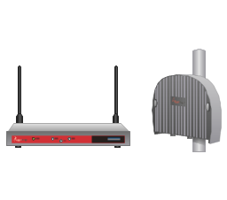FireTide HotPoint® wireless access point, FireTide HotPoint, wireless access point, wireless mesh networks,