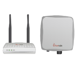 FireTide HotClient Customer Premises Equipment (CPE), FireTide HotClient, Customer Premises Equipment, CPE, multi-service network infrastructure,