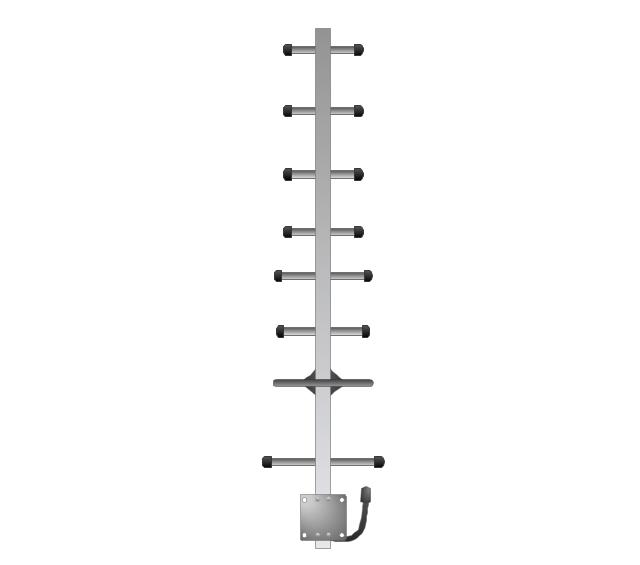 Yagi directional antenna, Yagi directional antenna,