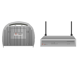 HotPort® 6000 Wireless Mesh Nodes , HotPort 6000, Wireless Mesh Nodes ,