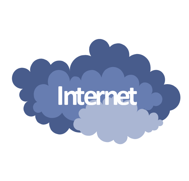 Internet, Internet, cloud,