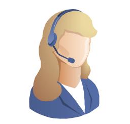 Call-center, call-center, call operator, woman,